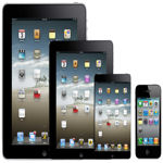 Apple iPads and iPhones